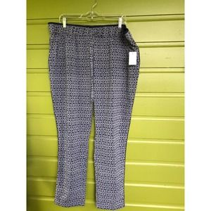 Coldwater creek casual pants 1X